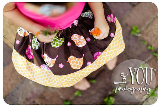 Childrens Clothing.... Buy 2 get 1 Free Skirt by lakenandlila, $23.50