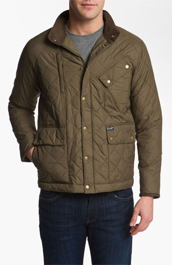 Penfield 'Colwood' Quilted Trail Jacket #mens #fashion