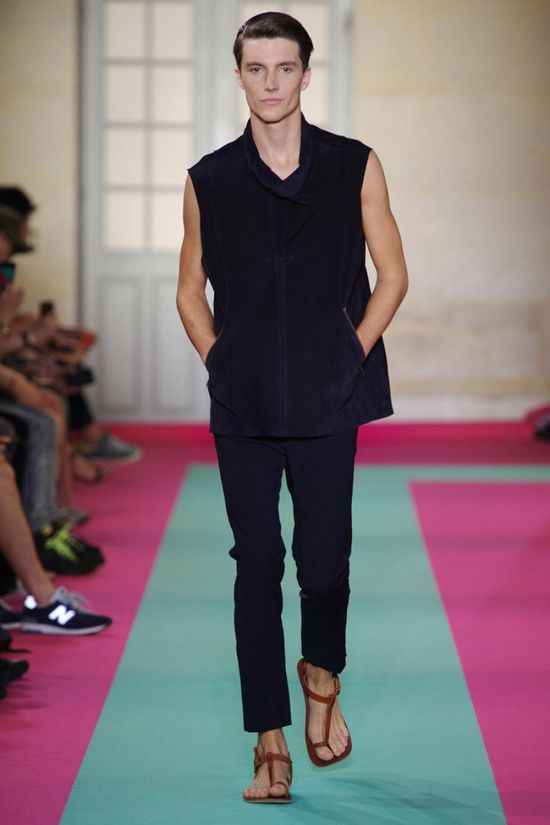 Acne Studios Men's Spring 2012 Collection