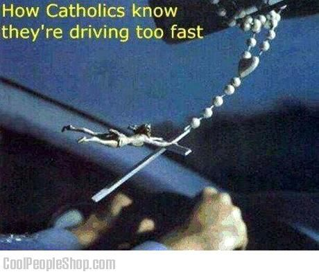 Twitter / CoolPeopleShop: How Catholics know they;re ...