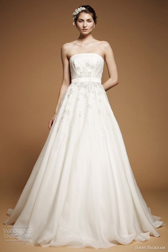 The Dress of The Week + Jenny Packham Bridal 2012 - Belle the Magazine . The Wedding Blog For The Sophisticated Bride