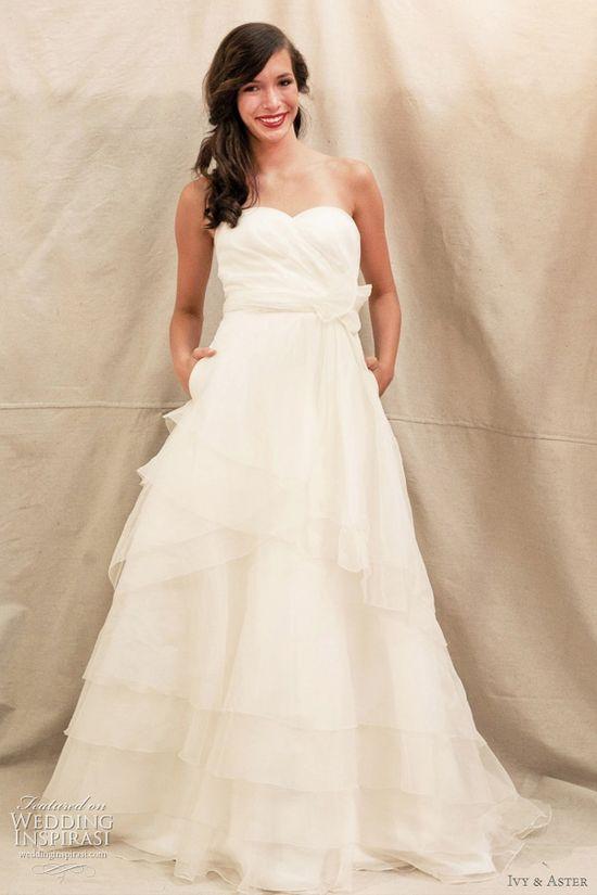 Ivy & Aster Wedding Dresses 2011