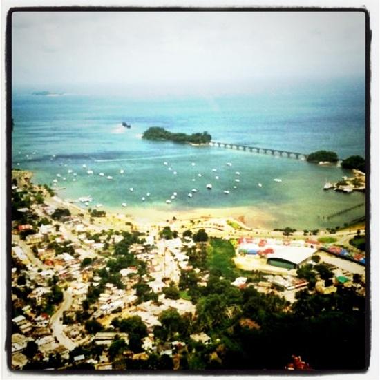 Dominican Republic, Samana.