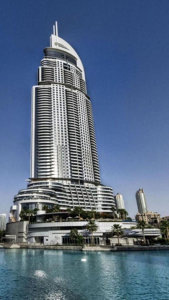 Dubai, Building,