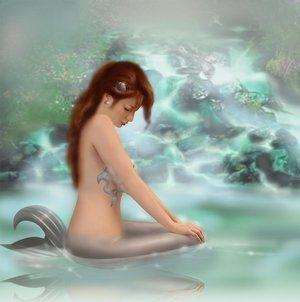 Broken Hearted - mermaids Photo
