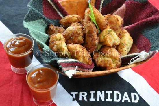 Breadfruit Fritters