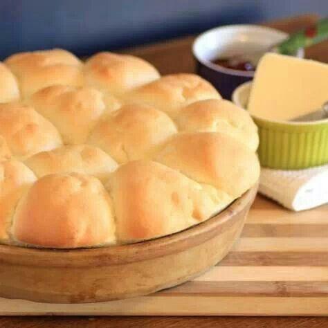 Bakery Butter Buns