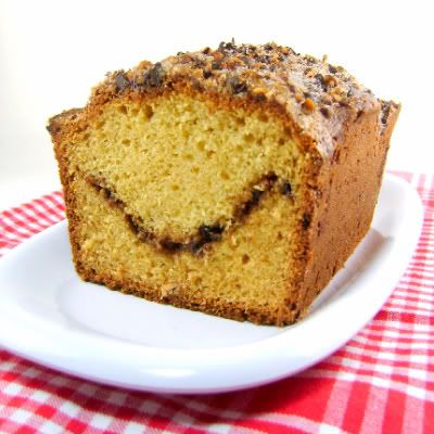 Chocolate-Hazelnut Track Bread - Blue Monday