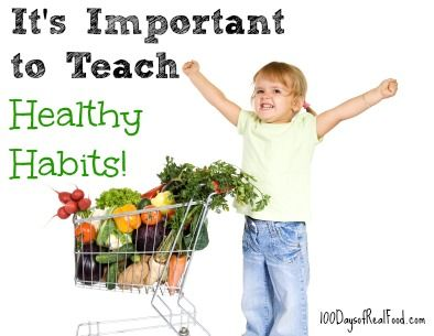 Raising Our Kids on a Healthy Diet Is Not Going to Ruin Them - 100 Days of Real Food