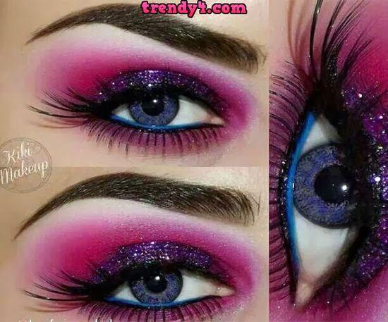 Sexy eye makeup ideas 2014