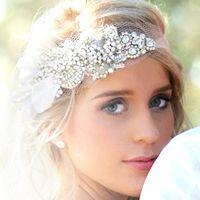 Bridal Headpiece Inspiration - Bridal Beauty
