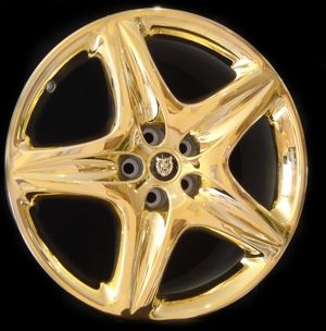 Most Expensive Car wheels   $ 24,000.