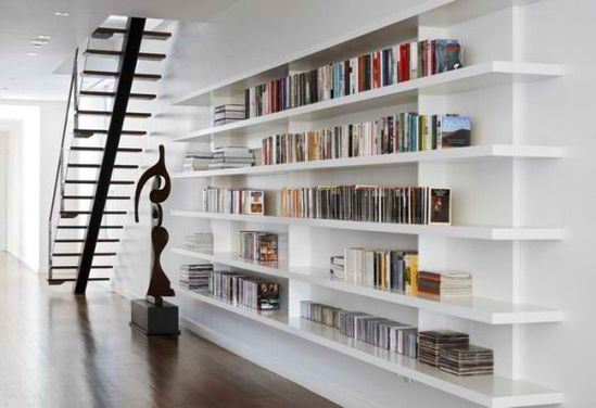 Creative Design Ideas For Designing Home Library