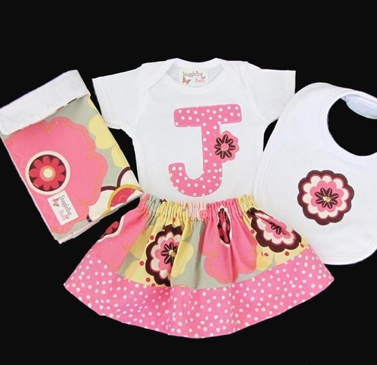 Kleo Baby Outfit GIFT SET by SnuggleBugBabyBoutiq on Etsy, 50.00 dollars