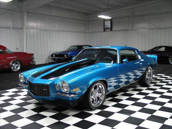 This is my all time favorite car!!! And I LOVE the color!