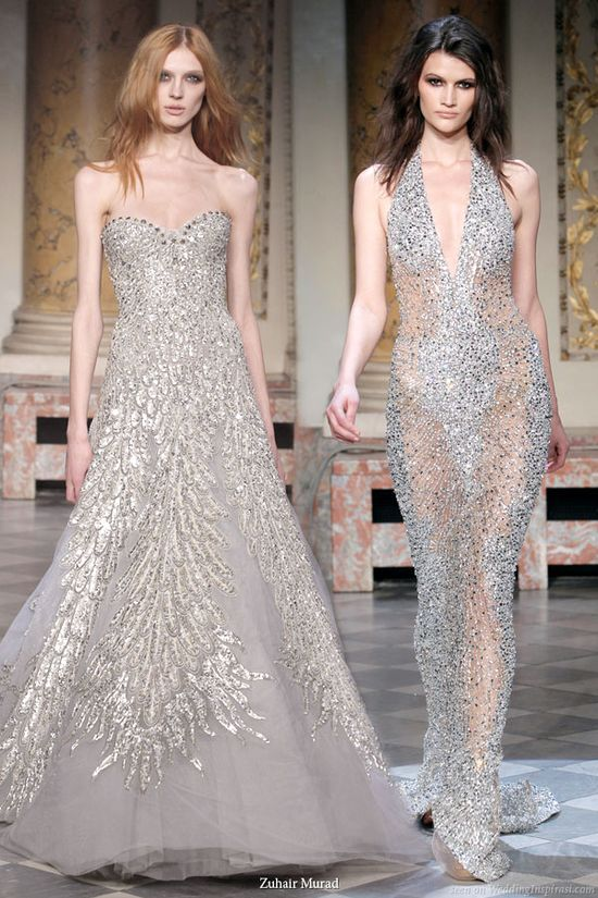 Zuhair Murad 2010 couture collection