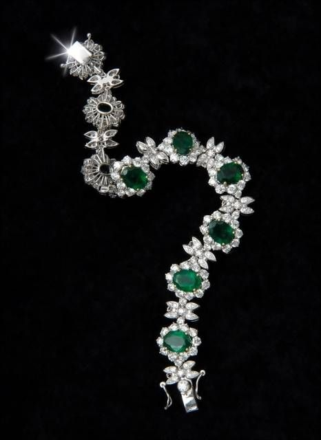 emerald_diamond_bracelet