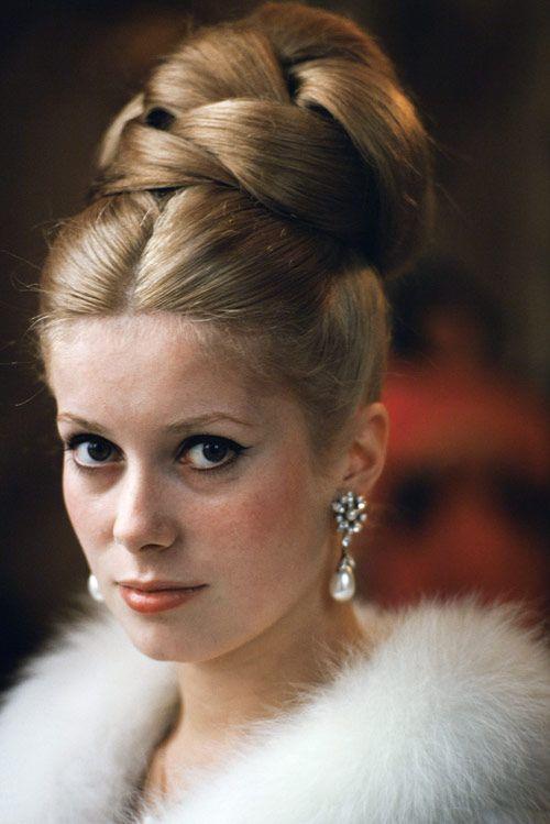 Catherine Deneuve. c. 1960s