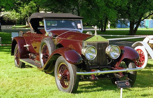1926 Rolls Royce roadster