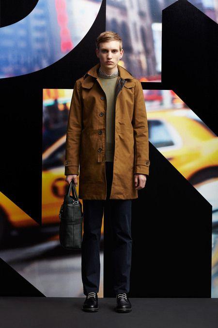 Men's Fashion New York Fall 2013