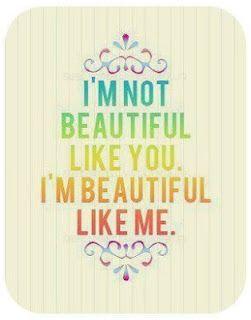 self esteem :)