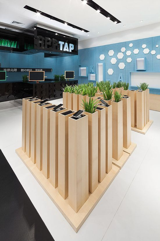 AER store by COORDINATION ASIA, Shenzhen (Mobile Phones)
