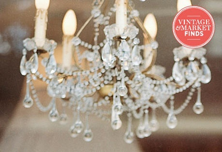 Chandeliers make everything better.