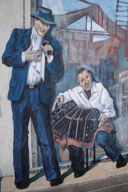 Tango by Musphay, #street art #graffiti