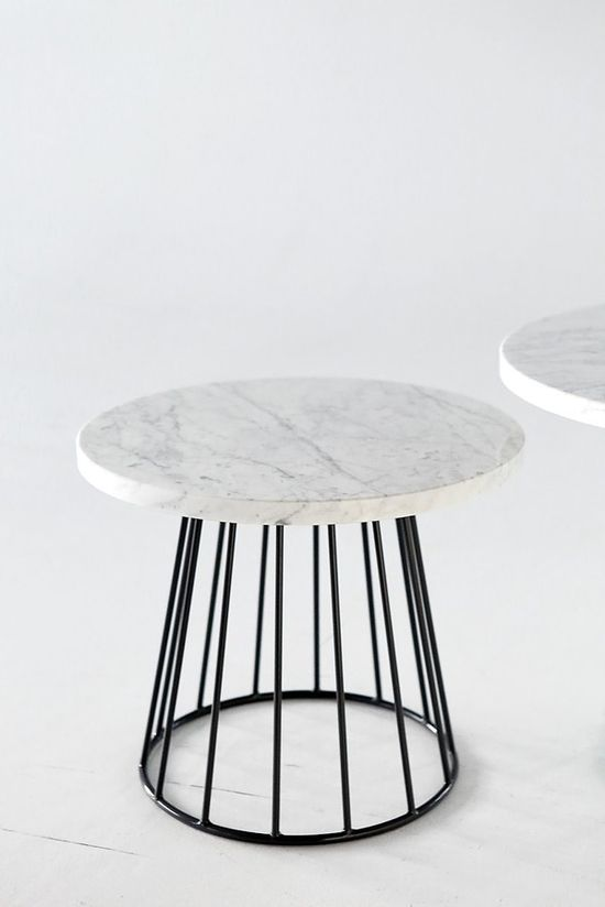 #Marble #tables by Olöf Jakobina++ #design