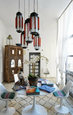 Marrakesh By Design Interview And Pictures: Moroccan design and decor may be a popular decorating trend, but for Maryam Montague, the woman behind the beautiful and popular blog My Marrakesh and the new book Marrakesh by Design, it's much more than that: it's a way of life.     For the full story, visit CasaSugar.