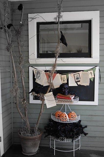 Best Halloween PorchDecorations - Style Estate -