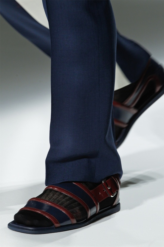 Prada - Men Fashion Spring Summer 2013 - Shows - Vogue.it