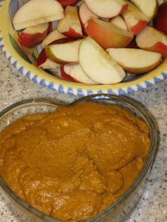 Nourishment for the Way: Pumpkin Dip