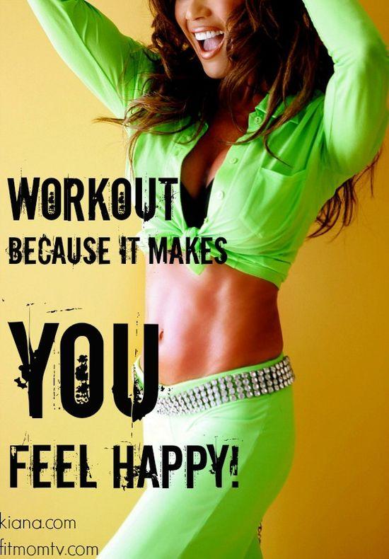 Why do you workout? #fitness #workout #exercise #motivation #inspire #flexappeal #kiana #fit FitMomTV.com Kiana.com