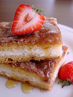 Cheesecake bars