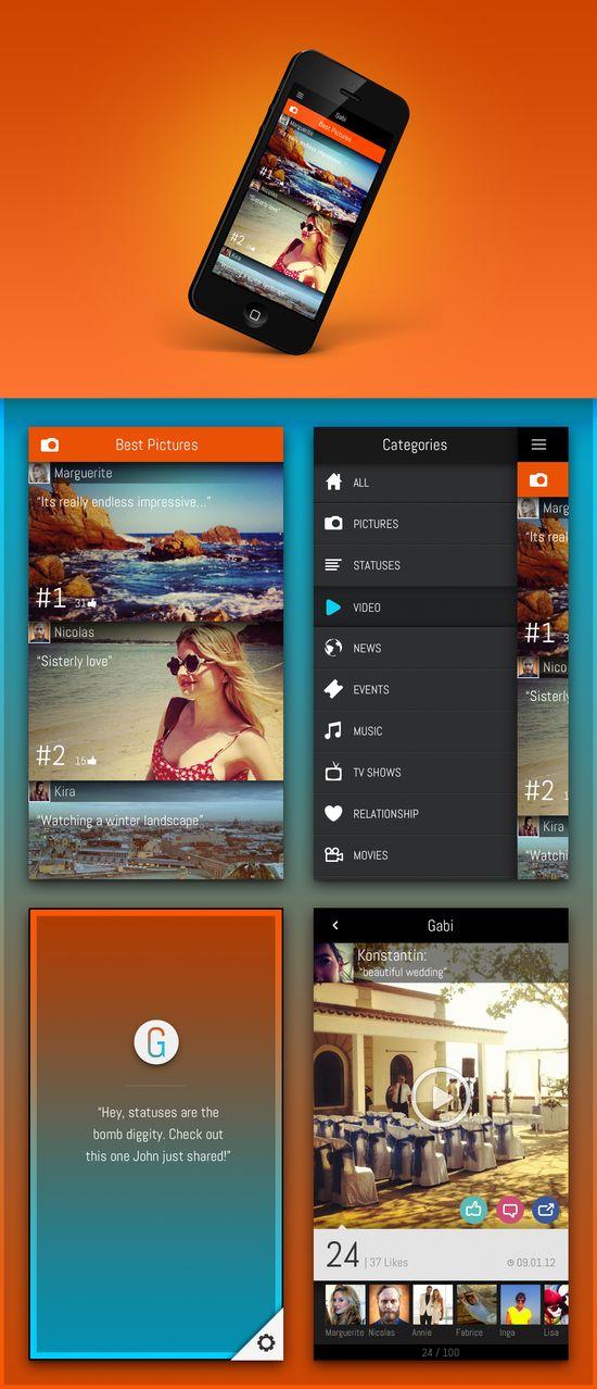 Stay up to date with daily web design news:  www.fb.com/...    #webdesign #design #designer #inspiration #user #interface #ui #web