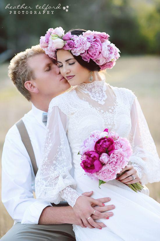 Pink Peonies: Love, Love...