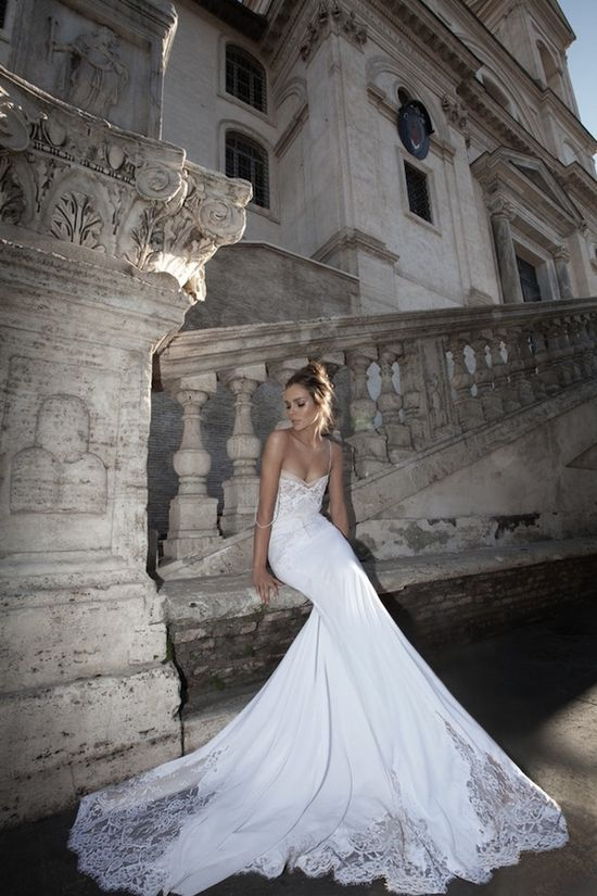 Wedding Gown; Inbal Dror 2012 Haute Couture Collection.