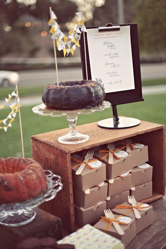 more picnic wedding