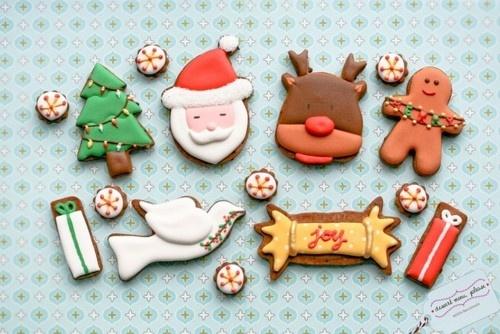 Christmas cookies! #inspiration #holiday #food BUY NOW!