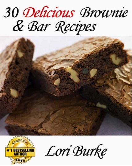 FREE e-Cookbook: Delicious Cake Mix Brownie and Bar Recipes! #brownie #recipes