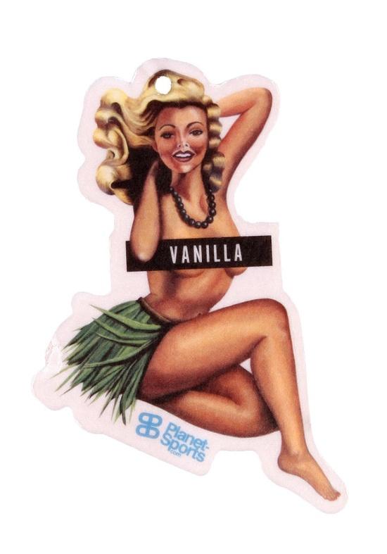 PLANET SPORTS Car Freshener vanilla 1 Pk. Only 1.95 € at www.planet-sports...