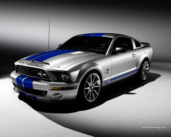 Shelby GT 500
