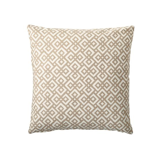 Bone Lattice Pillow Cover