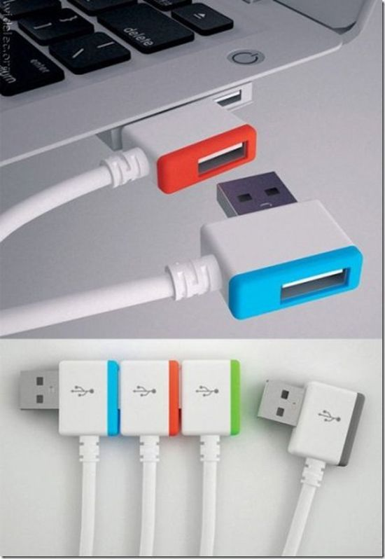 Usb to