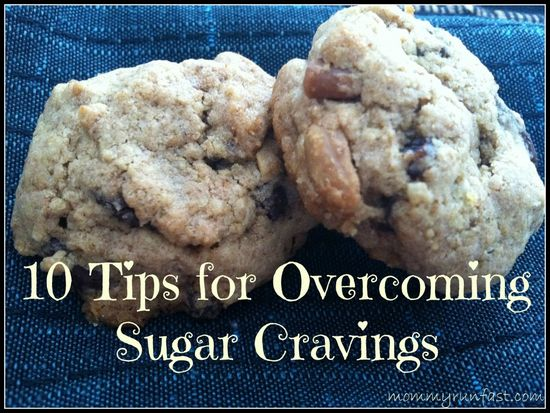 10 Tips for Overcoming Sugar Cravings