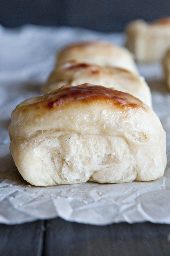 The Best Buttery Dinner Rolls