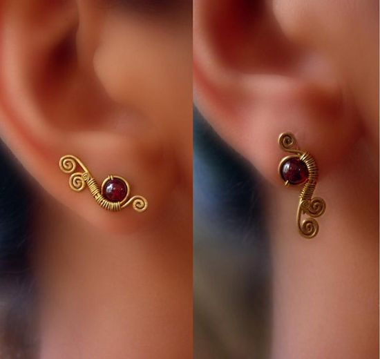Mini ear vines - So pretty!
