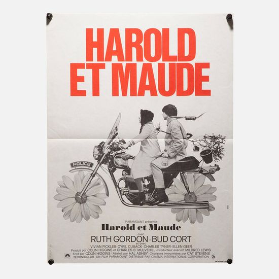Harold And Maude - My most favorite movie!