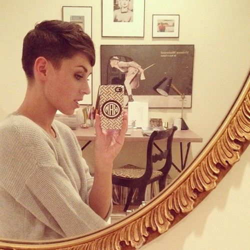 Perfectly perfect short hair!!